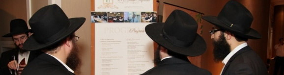 Over 320 Shluchim Convene to Expand their JLI