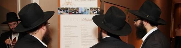Over 320 Shluchim Convene to Expand their JLI