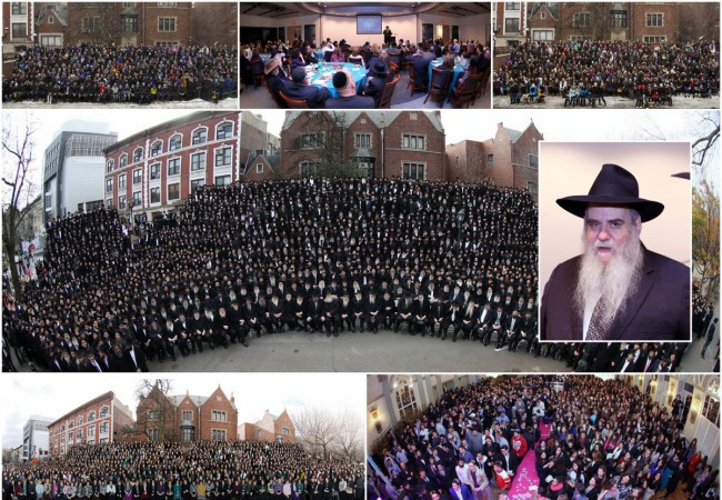 Rabbi Moshe Kotlarsky Thanks Crown Heights