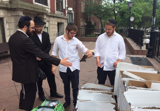Rabbinical Students Off to Boost Remote Places for Shavuot