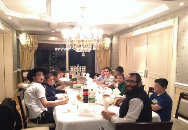 Yaldei Hashluchim gather in Argentina for Regional Shabbaton