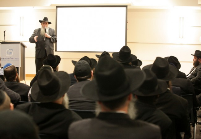 South Eastern Shluchim Gather in Coconut Creek