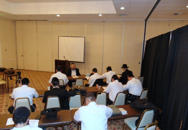 'Yaldei' Hosts their 8th Regional Retreat in S. Diego