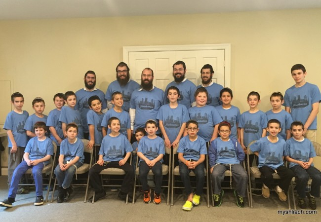 Regional Shabbaton Connects South Atlantic Young Shluchim