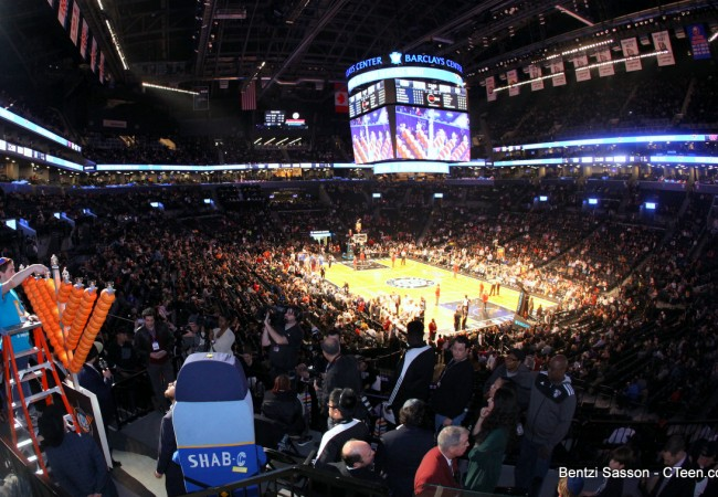 CTeen Heritage Night at Barclays