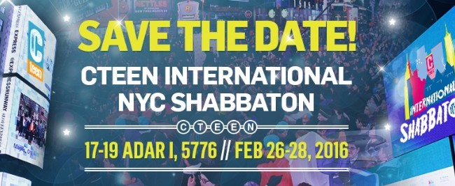 Crown Heights to Host its Largest Shabbaton Ever
