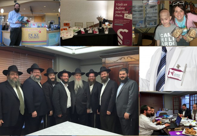 Chabad Launches National Hospital Assistance Program