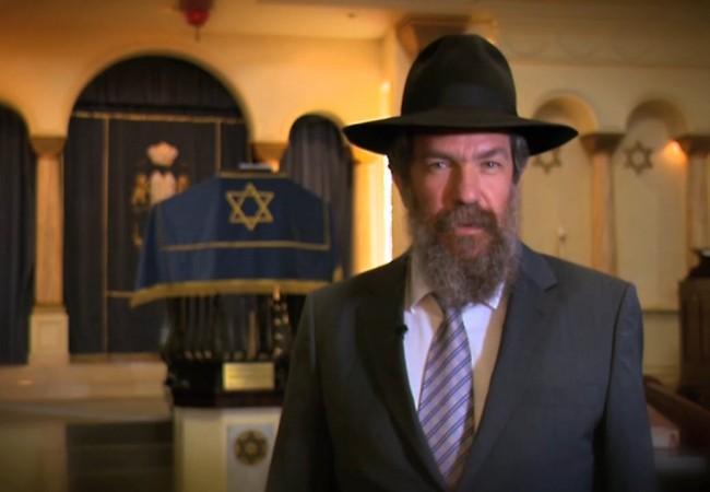 Kinus Banquet Keynote Speaker: Rabbi Dovid Hazdan