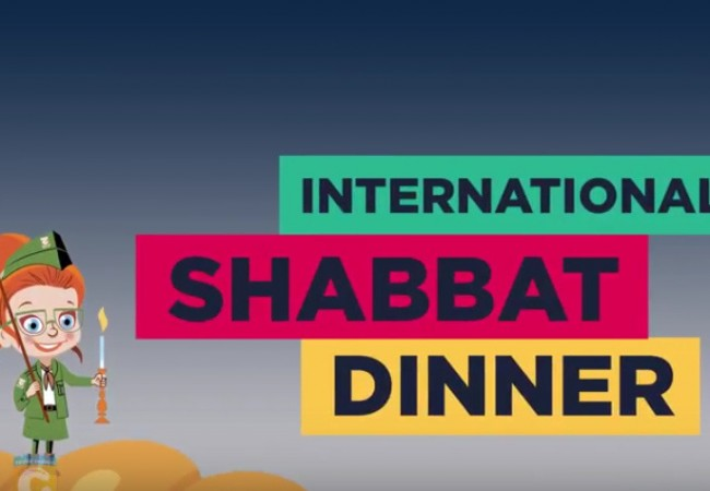 Getting Ready for the First International Kids Shabbos