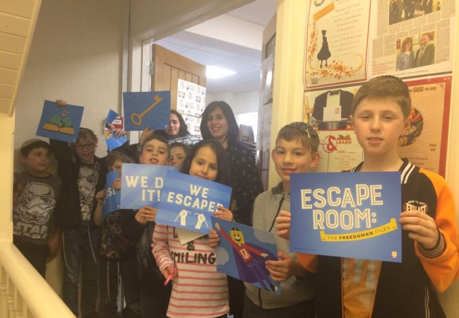 Kids' Exodus Escape Room Launched Worldwide