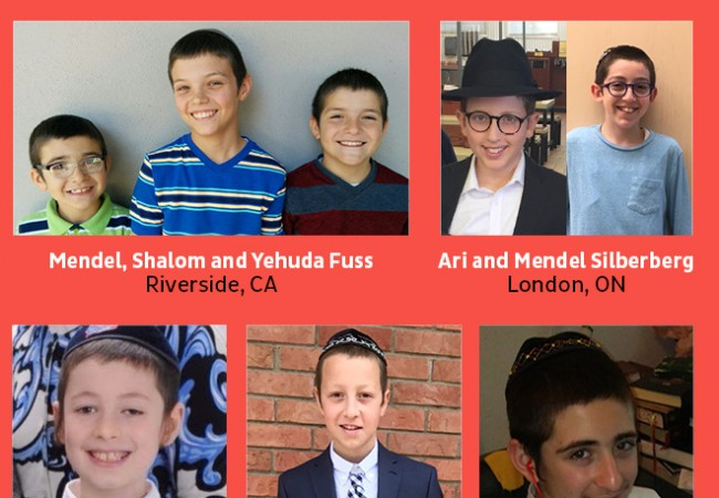 MyShliach Finalists Needs Your Vote