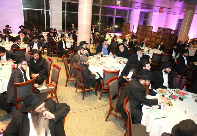 JNet's Fourth Annual Appreciation Dinner Highlights the Power of Mivtza Torah