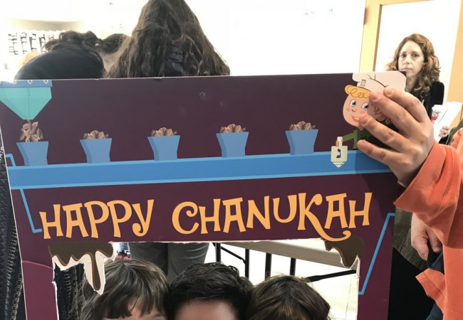 12,000 Kids Celebrating Chanukah CKids Style