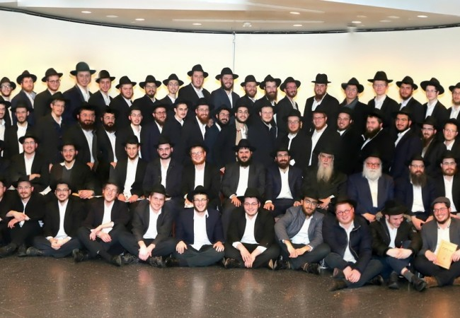 657 Merkos Shlichus Bochurim Arrived at 350 Locations