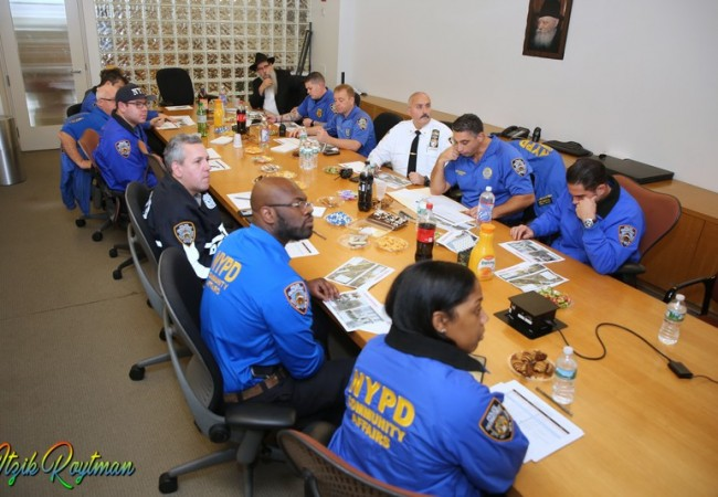 NYC Law Enforcement Getting Ready For the Kinus