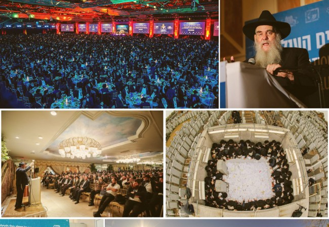 International Kinus Hashluchim 5779/2018 in Photos