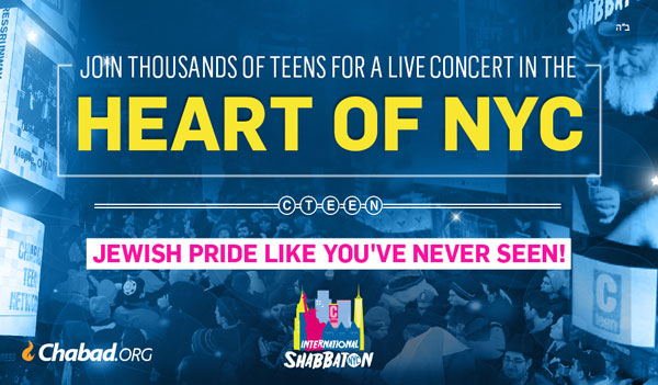 Tune in Motzei Shabbos: Jewish Pride Like You've Never Seen!