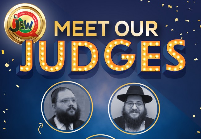 Judges of JewQ Finals Announced