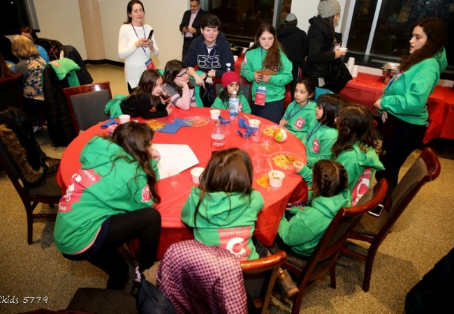 JewQ Contestants Arrive in NYC for the CKids Shabbaton and international championship