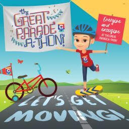 The Great Parade-a-Thon