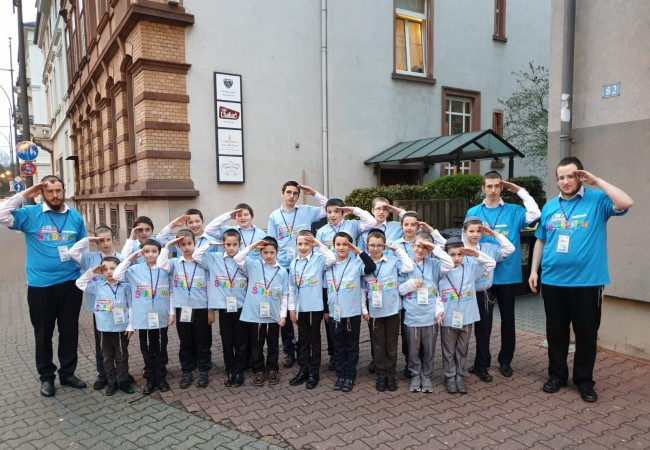 MyShliach Shabbaton in Frankfurt