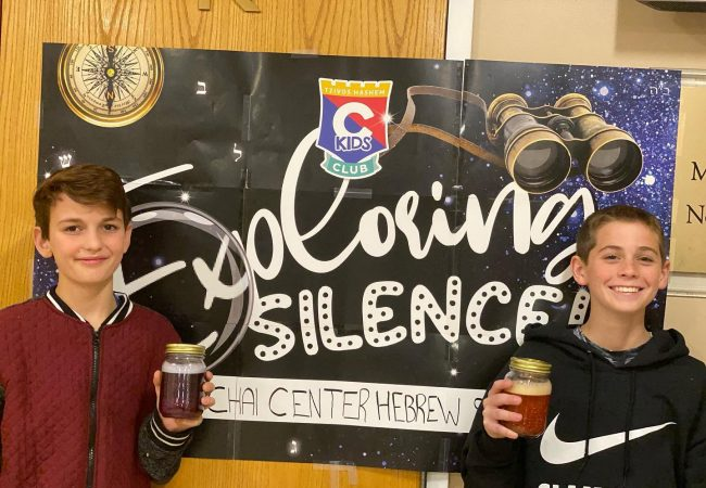 CKids Club Brings a Moment of Silence to thousands of children!