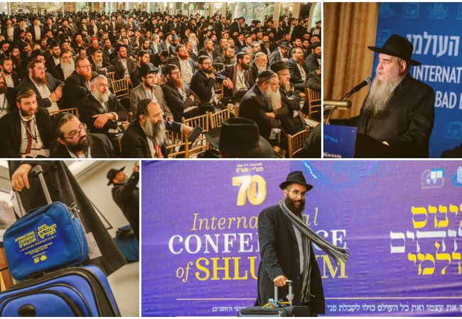 International Kinus Hashluchim 5780/2019 in Photos