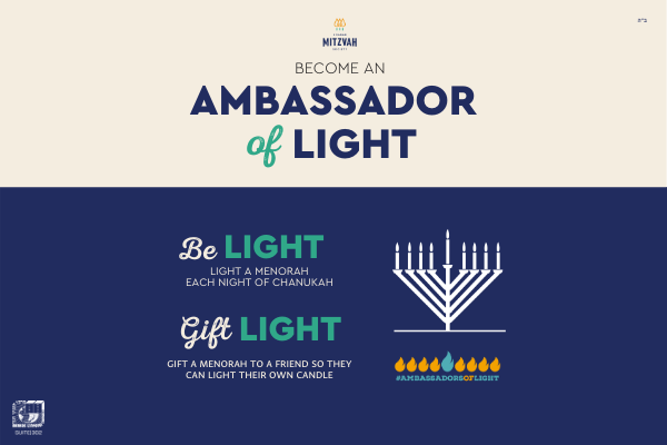 Mitzvah Society Ambassadors of Light