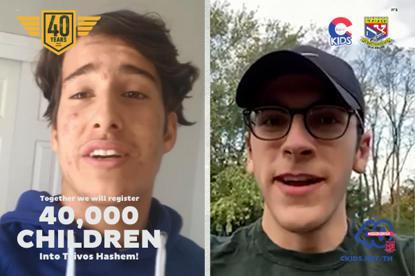 See what these CTeen leaders have to say about Tzivos Hashem-CKids Brigade!