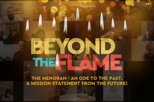 "Hundreds of Thousands joined the journey ""Beyond The Flame"""