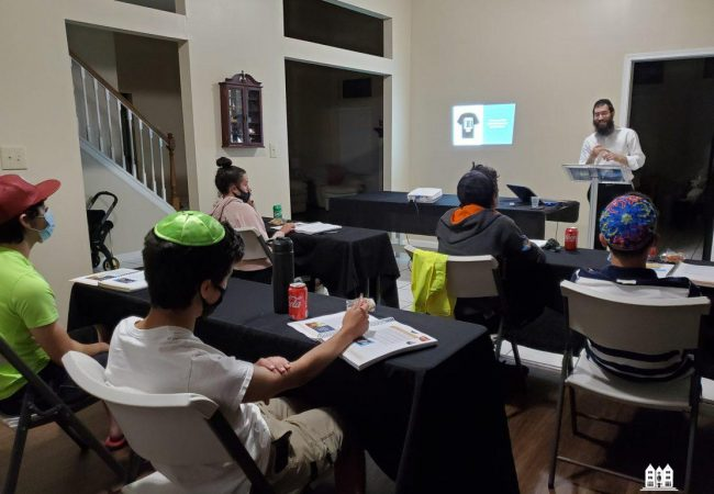 College-Level Courses for Jewish Teens Picks Up Pace