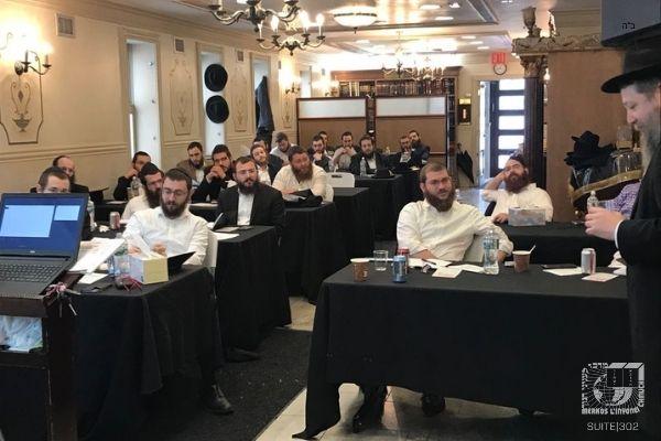 Fundraising Seminar to Empower New Shluchim