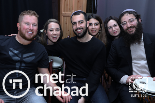 Met @Chabad: Bringing the Rebbe's Guidance on Dating to the World