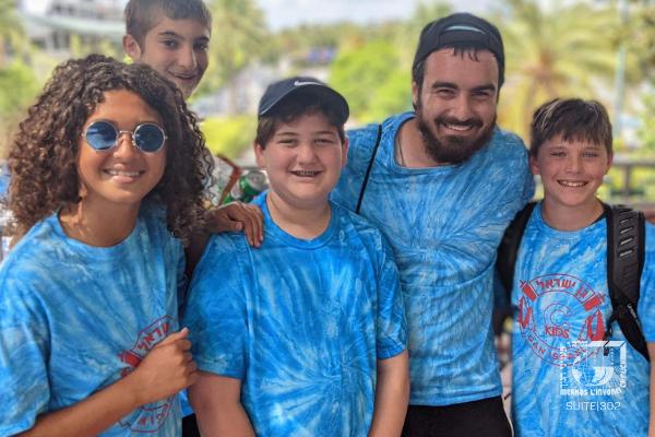 Camp Gan Israels Flourish Worldwide in Summer 5781