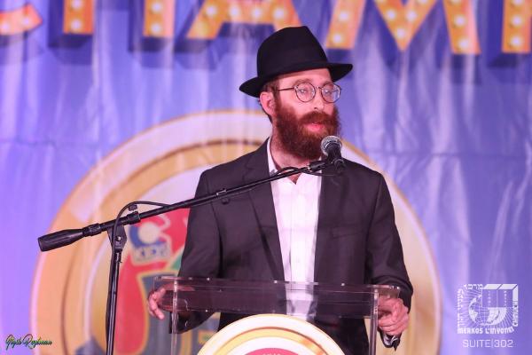 "Long Island Rabbi Named Ckids ""Educator of the Year"""