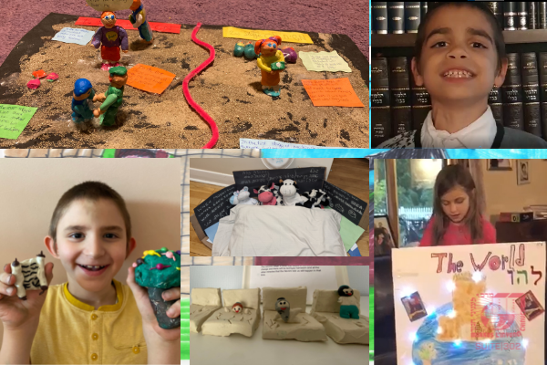 Children Worldwide Use Their Talents To Illustrate The Era Of Moshiach