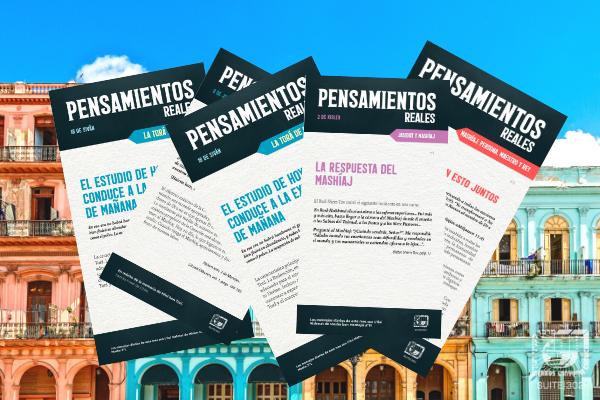Moshiach Initiative Reaches Latin America