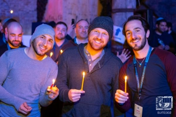 Chabad Young Professionals Shabbaton is Back